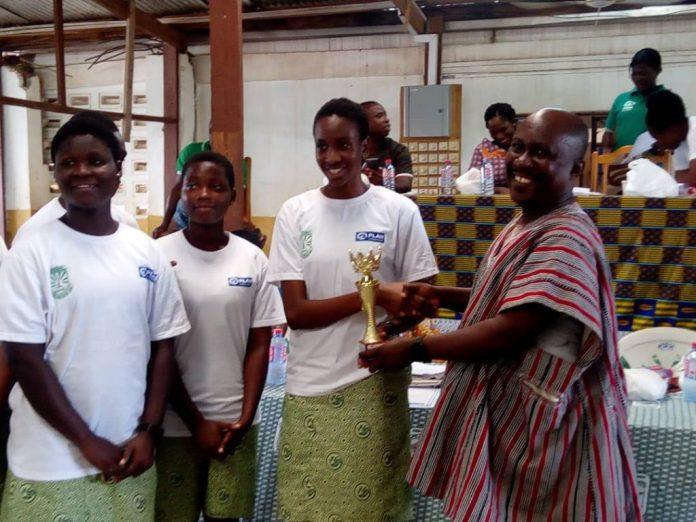 Yilo Krobo SHS wins debate on sanitation to mark 2019 African Child Day 1