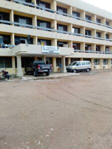 Winneba sports college turned into Guest House over gov't neglect 5