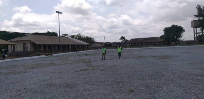Adu Boahen durbar grounds will be completed on time – Middle Belt Dev't CEO 1
