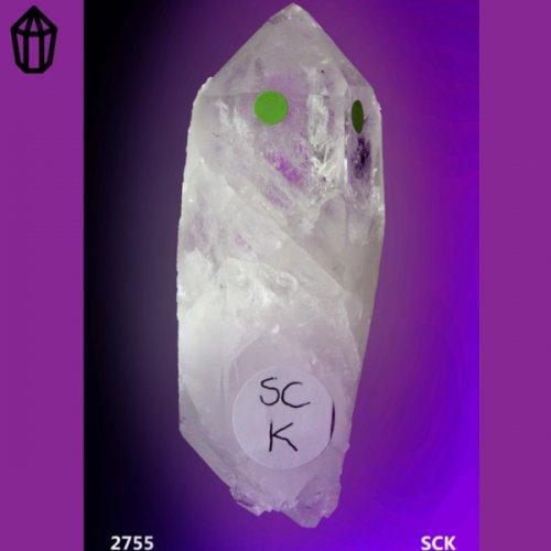 Crystal Specimen K