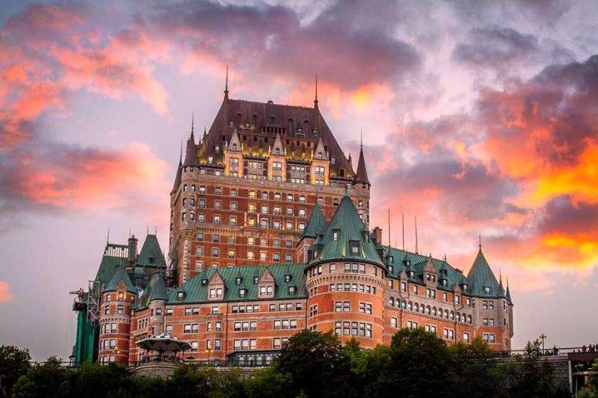 Quebec hotel