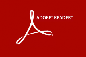 Adobe Reader Logo 1
