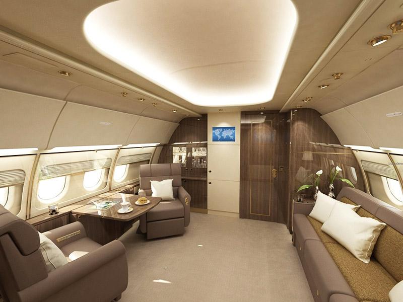 Airbus 318 Elite Corporate Jet Private Jet Hire