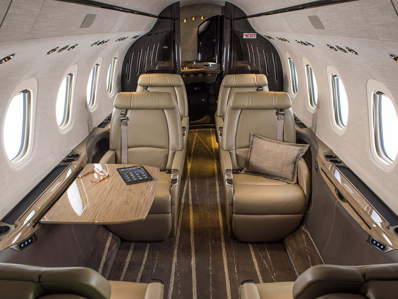 Cessna Citation Latitude Private Jet Hire