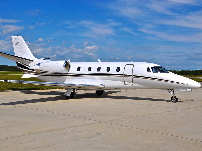 Cessna Citation XLS Private Jet Hire