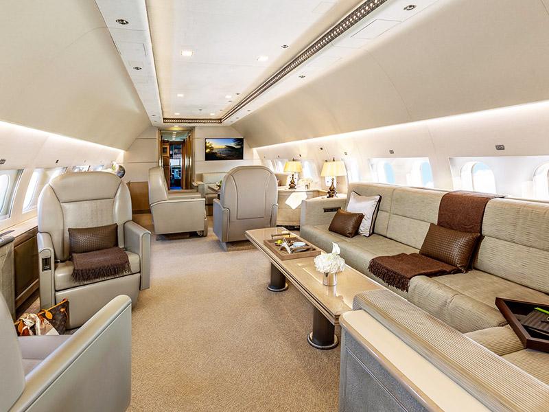 Airbus 319 Corporate Jet Private Jet Hire