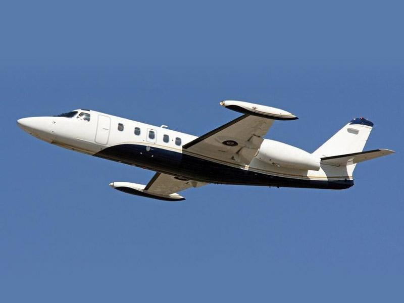 IAI 1123 COMMODORE Private Jet Hire