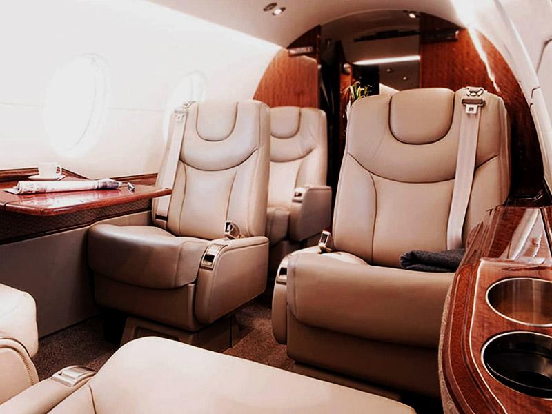 BAe-125 Jet Charter
