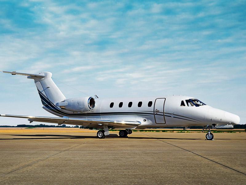 Cessna Citation III Private Jet Hire