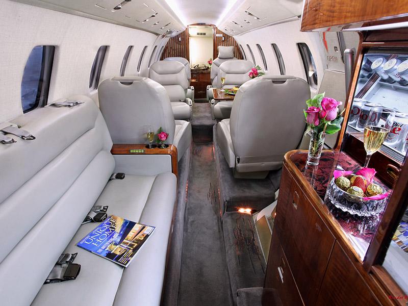 Citation III Private Jet