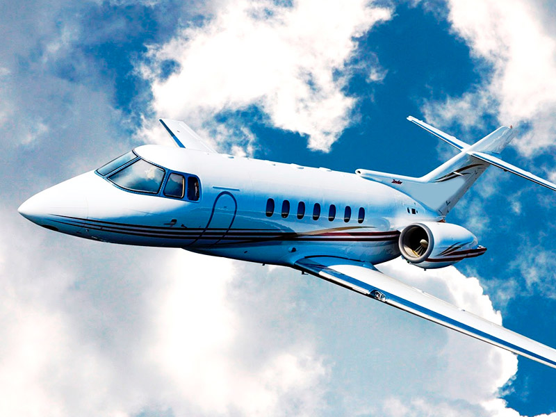 BAe Hawker 1000 Private Jet Hire