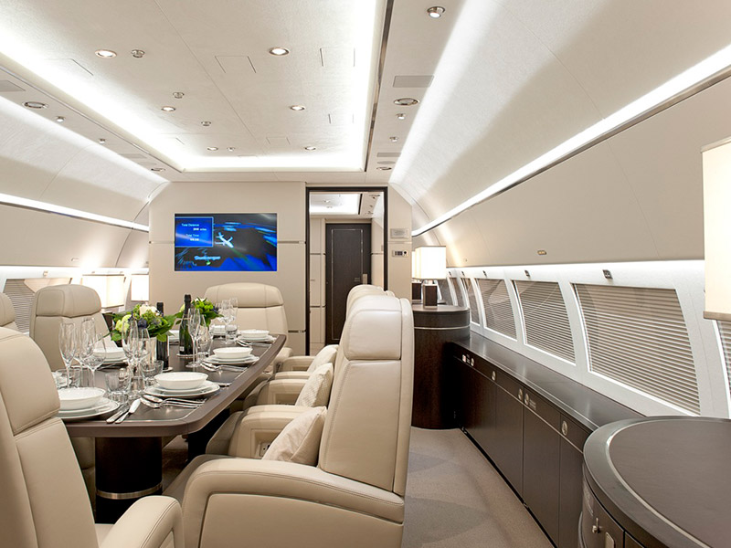 Boeing 737 Business Jet Private Jet Hire