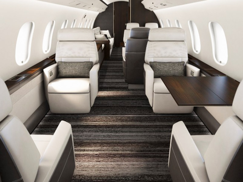 Bombardier Global 5000 Private Jet Hire