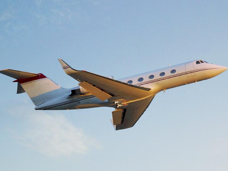 Gulfstream G2 Private Jet Hire