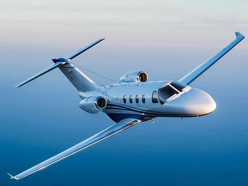 Cessna Citation M2 Private Jet Hire