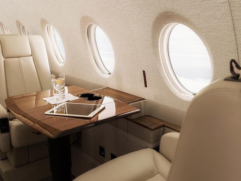 Gulfstream G280 Private Jet Hire