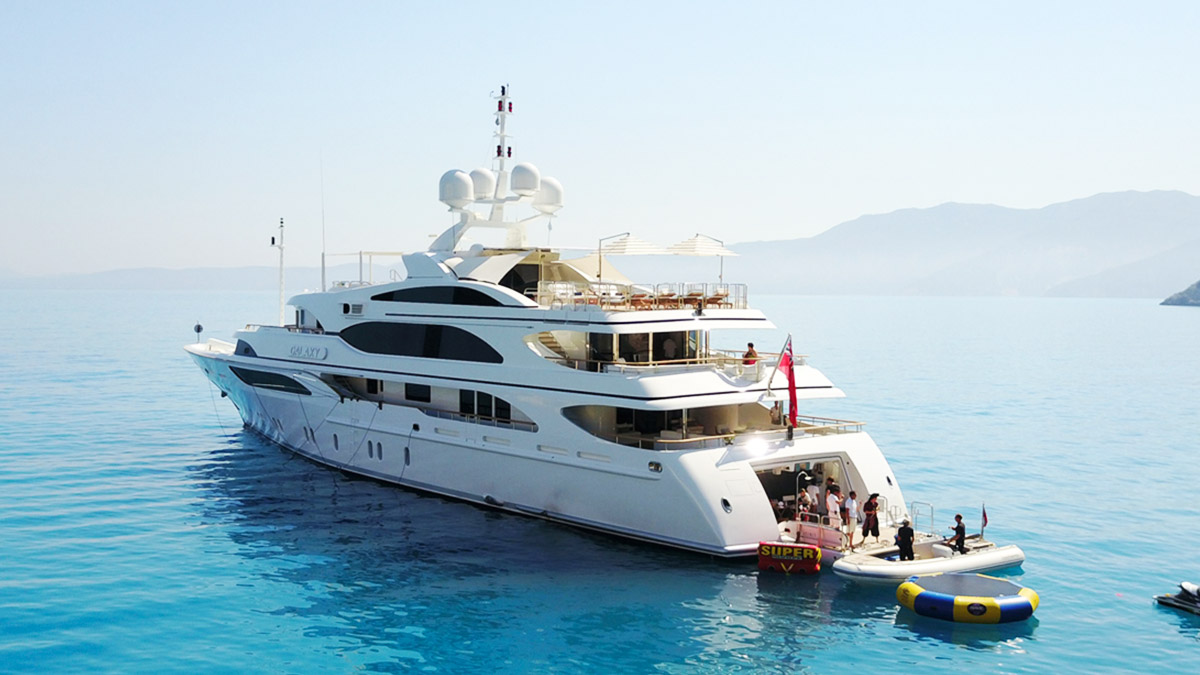 Africa Summer Holiday Private Jet Hire Africa Yacht