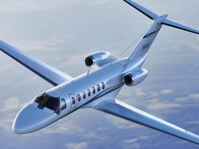 Cessna Citation CJ3 Private Jet Hire