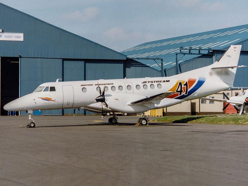 BAE Jetstream 41 Private jet hire