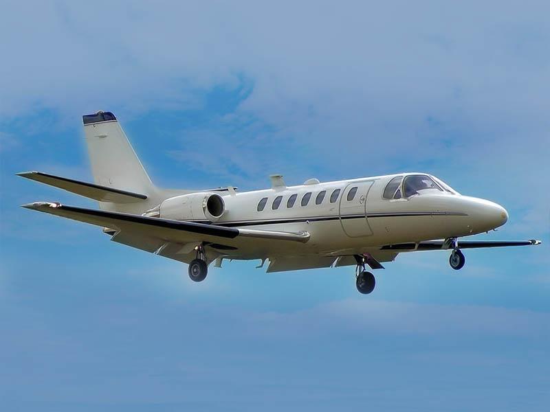 Cessna Citation Encore Private Jet Hire