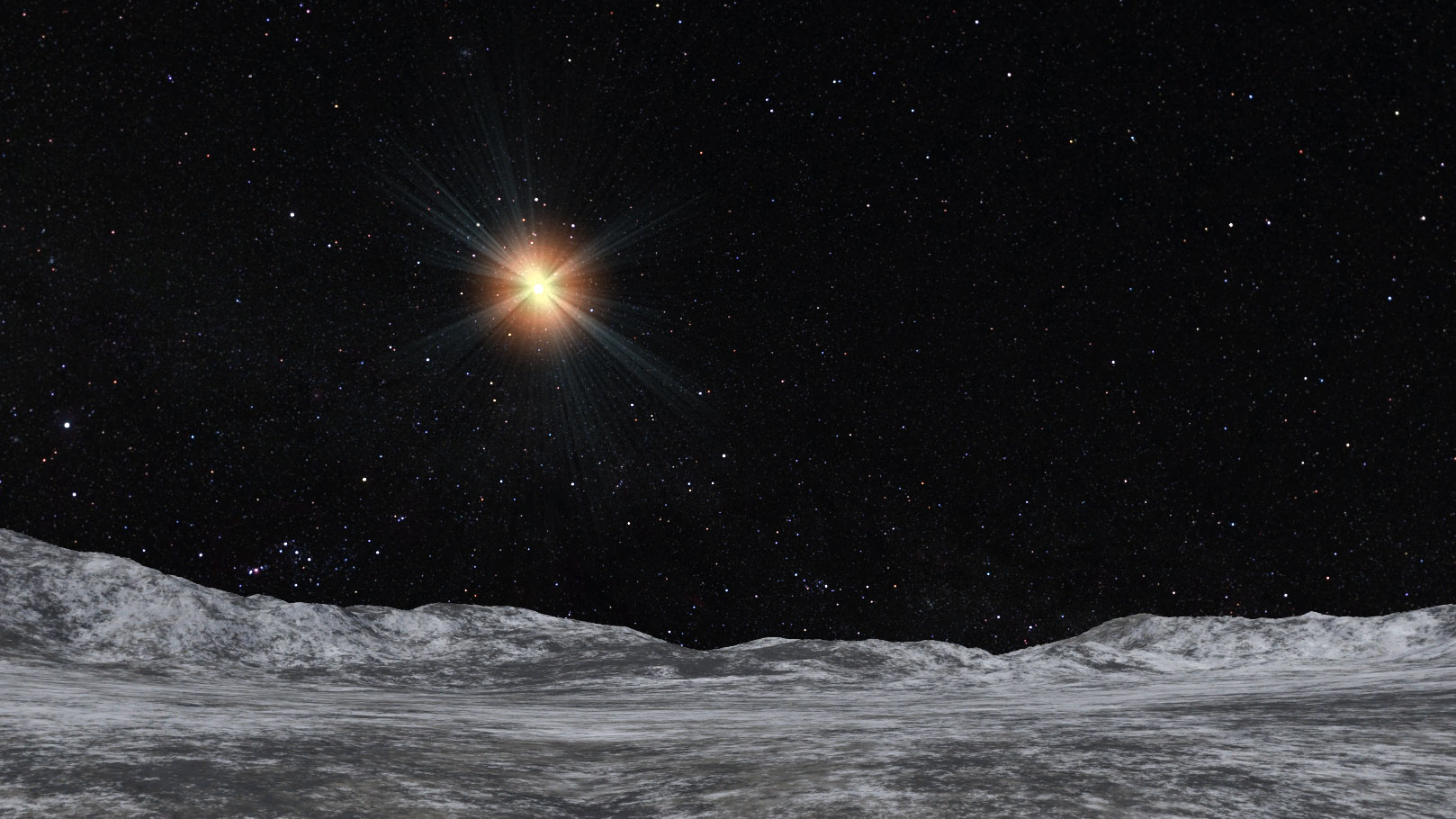 Solar System Wallpaper Hd Starry Night Enthusiast Version 7