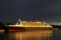Queen Mary 2 in Oslo