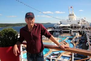 Stars at Sea Gewinner Christian Pabst aus Leer