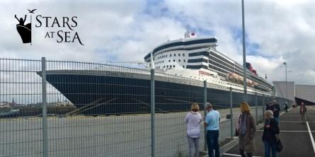 Queen Mary 2 startet zur zweiten Stars at Sea Kreuzfahrt