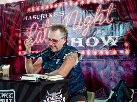 Martin Semmelrogge liest Lemmy