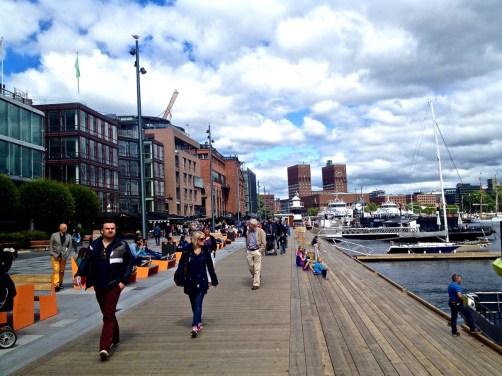 Oslo Aker Brygge - 1