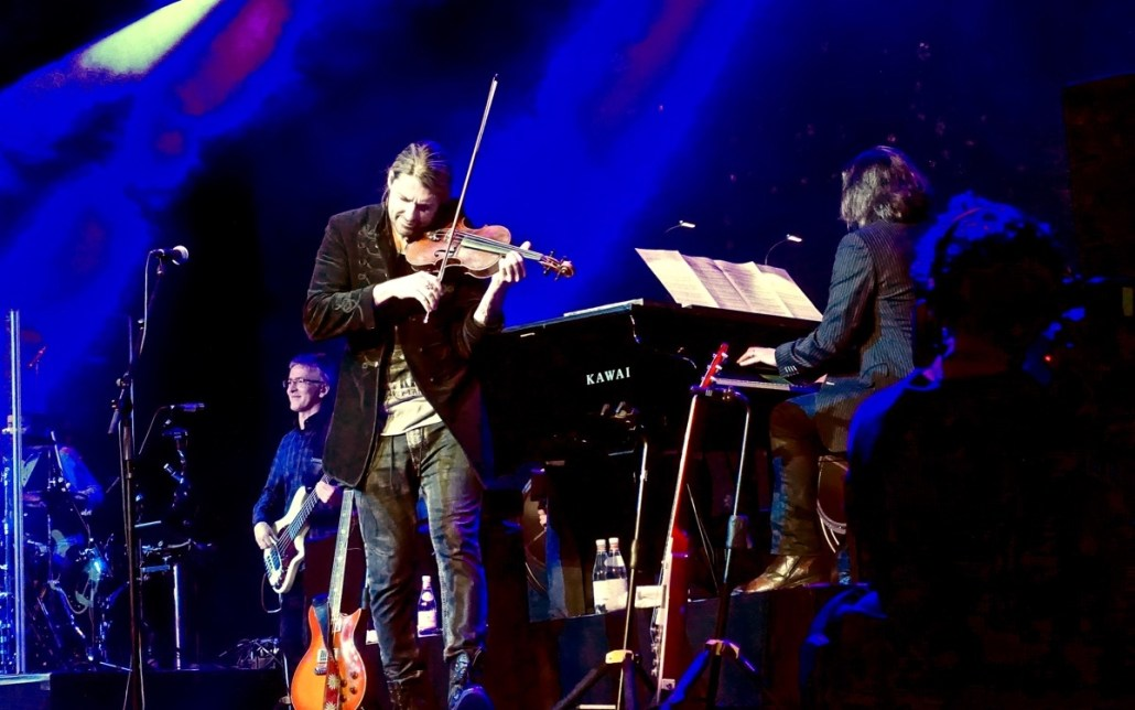 David Garrett Wieder Auf Queen Mary 2 Stars At Sea