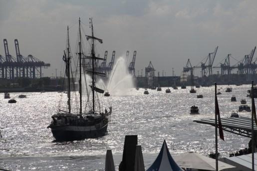 Hamburg feiert seinen Hafengeburtstag