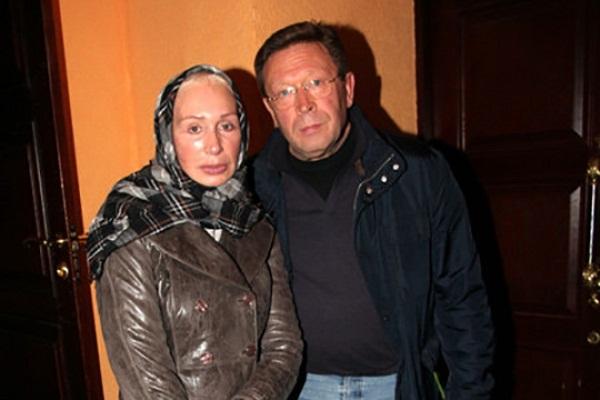 Георгий Мартиросян жена Татьяна Васильева