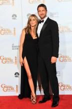Jennifer Aniston & Gerard Butler