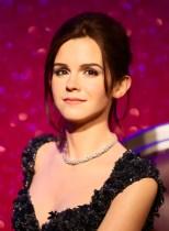 Emma Watson Wachs Figur im Madame Tussauds in London