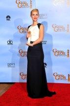 Claire Danes im Januar 2012 auf den 69. Golden Globes