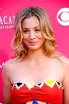 Kaley Cuoco im April 2009 auf den 44. Academy of Country Music Awards