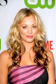 Kaley Cuoco im August 2009