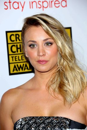 Kaley Cuoco im Juni 2013 auf den Annual Critics' Choice Television Awards