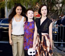 Jamie Chung, Emily Browning and Jena Malone