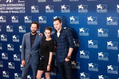 Kristen Stewart, Drake Doremus und Nicholas Hoult