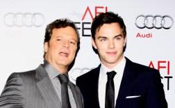 Colin Firth und Nicholas Hoult