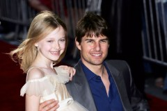 Tom Cruise und Dakota Fanning
