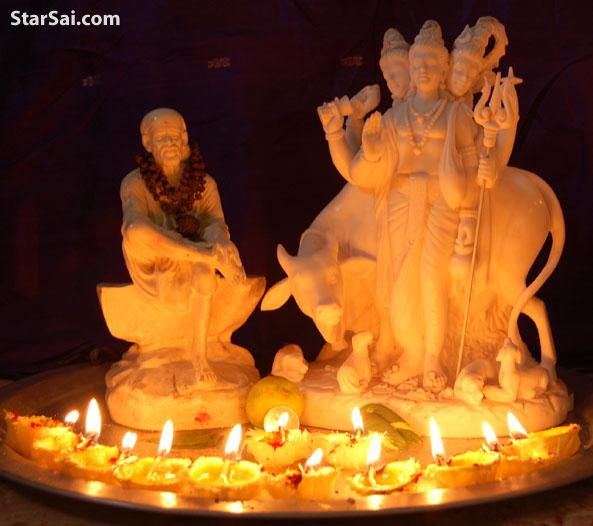 Dattatreya and Shirdi Saibaba blessings