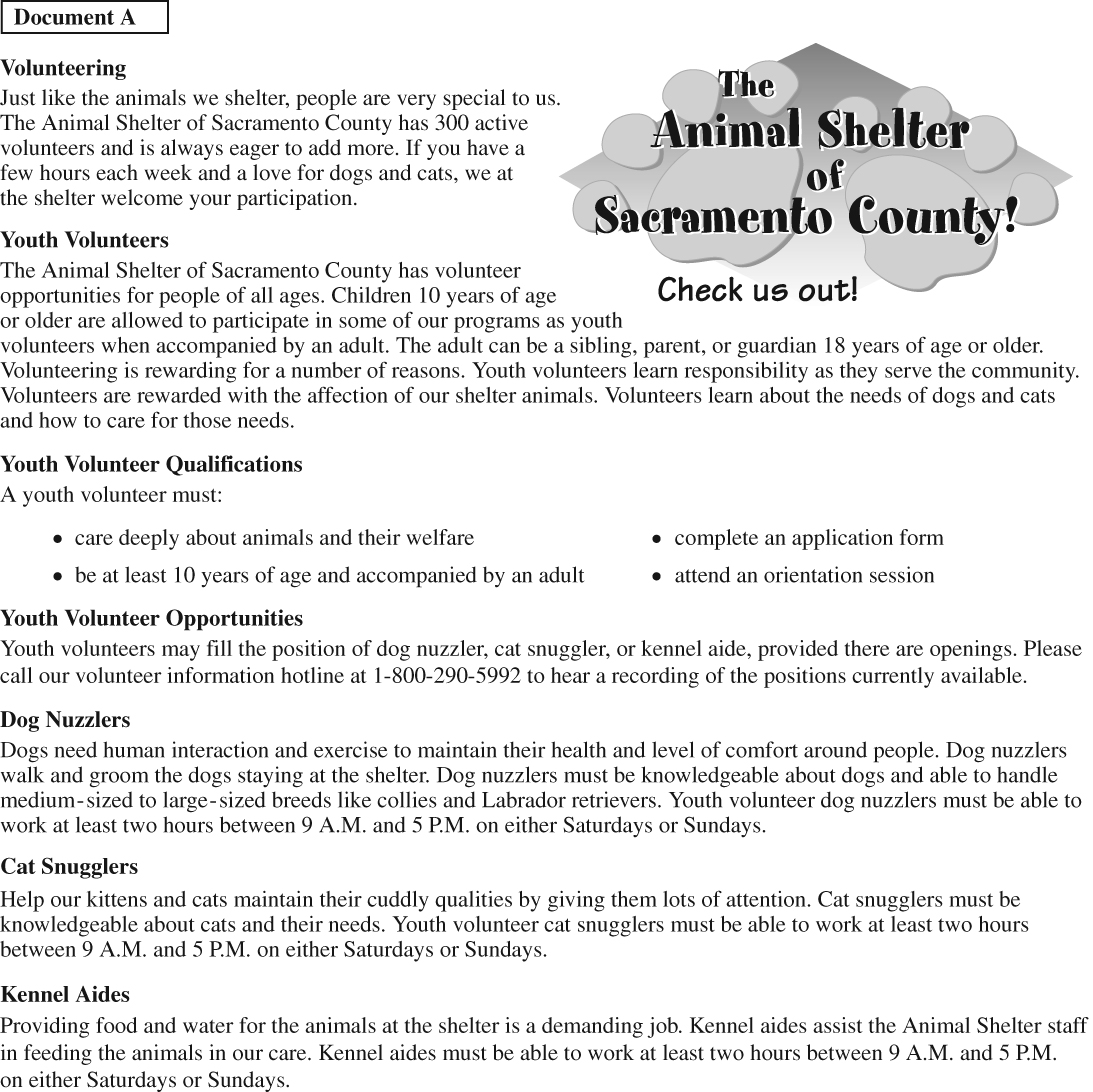Standardized Testing And Reporting
