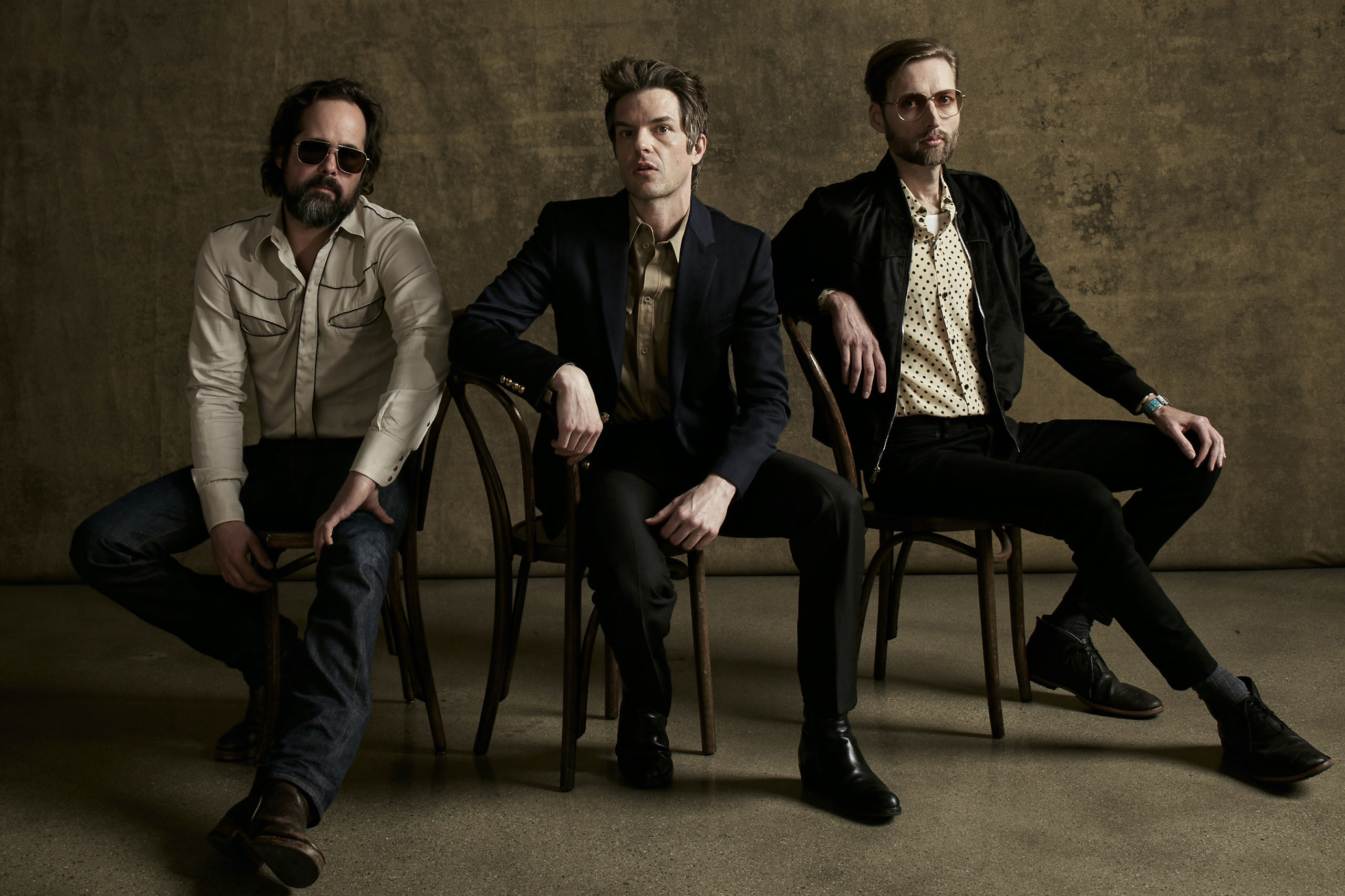 "NME: On the cover – The Killers: ""Music made it possible for me to dream"""