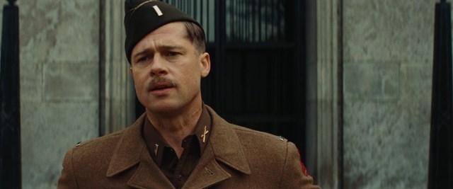 Aldo punch a nazi