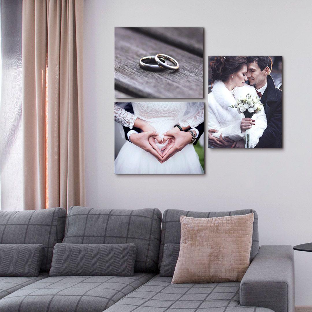 Lake Tahoe wedding packages canvas prints