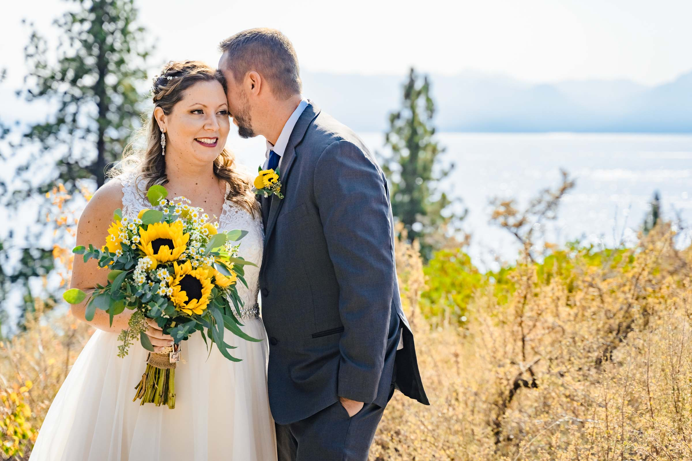 Lake Tahoe elopement packages