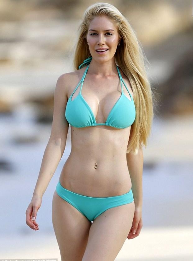 Celebrity Heidi Montag  plastic surgery photos video